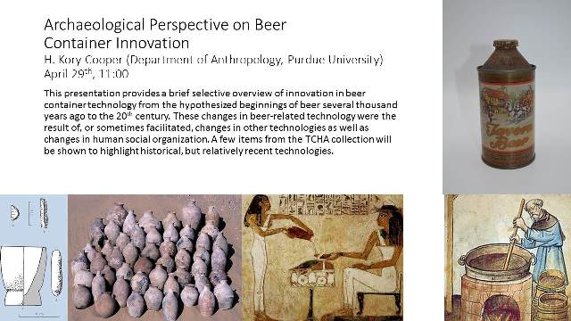 Archaeological Perspective on Beer Container Innovation3 1